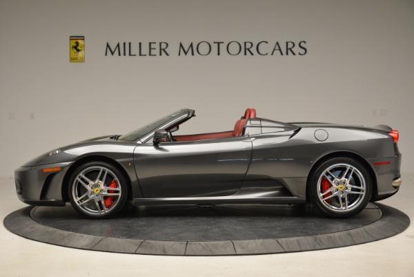 Used 2008 Ferrari F430 Spider for sale Sold at Alfa Romeo of Westport in Westport CT 06880 3