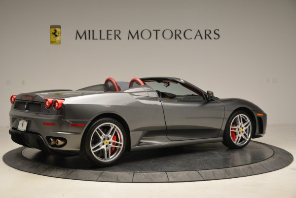 Used 2008 Ferrari F430 Spider for sale Sold at Alfa Romeo of Westport in Westport CT 06880 8
