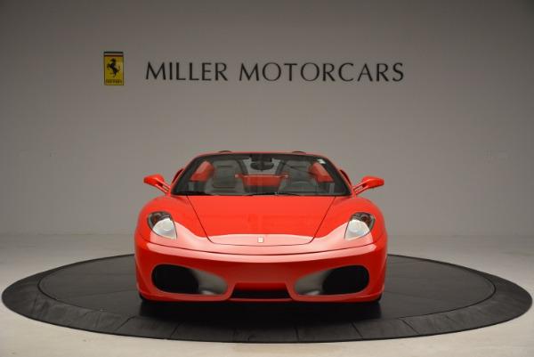 Used 2006 Ferrari F430 SPIDER F1 Spider for sale Sold at Alfa Romeo of Westport in Westport CT 06880 12