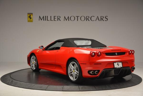 Used 2006 Ferrari F430 SPIDER F1 Spider for sale Sold at Alfa Romeo of Westport in Westport CT 06880 17