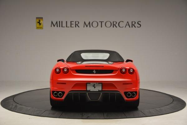 Used 2006 Ferrari F430 SPIDER F1 Spider for sale Sold at Alfa Romeo of Westport in Westport CT 06880 18