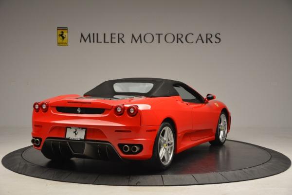Used 2006 Ferrari F430 SPIDER F1 Spider for sale Sold at Alfa Romeo of Westport in Westport CT 06880 19