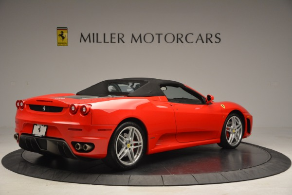 Used 2006 Ferrari F430 SPIDER F1 Spider for sale Sold at Alfa Romeo of Westport in Westport CT 06880 20