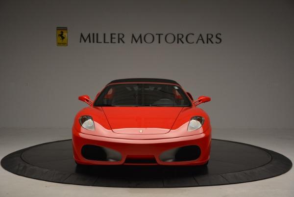 Used 2006 Ferrari F430 SPIDER F1 Spider for sale Sold at Alfa Romeo of Westport in Westport CT 06880 24