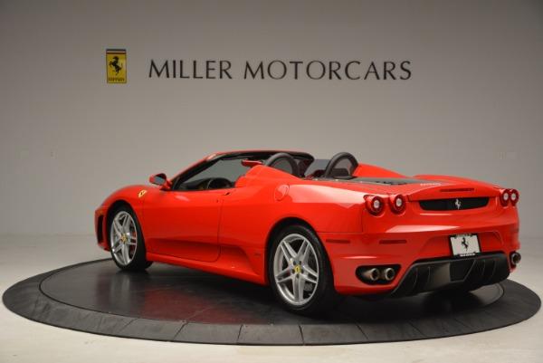 Used 2006 Ferrari F430 SPIDER F1 Spider for sale Sold at Alfa Romeo of Westport in Westport CT 06880 5