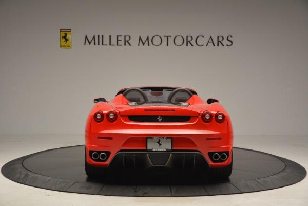 Used 2006 Ferrari F430 SPIDER F1 Spider for sale Sold at Alfa Romeo of Westport in Westport CT 06880 6