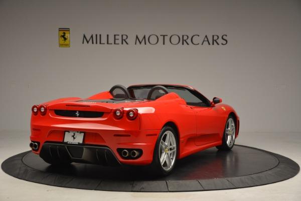Used 2006 Ferrari F430 SPIDER F1 Spider for sale Sold at Alfa Romeo of Westport in Westport CT 06880 7