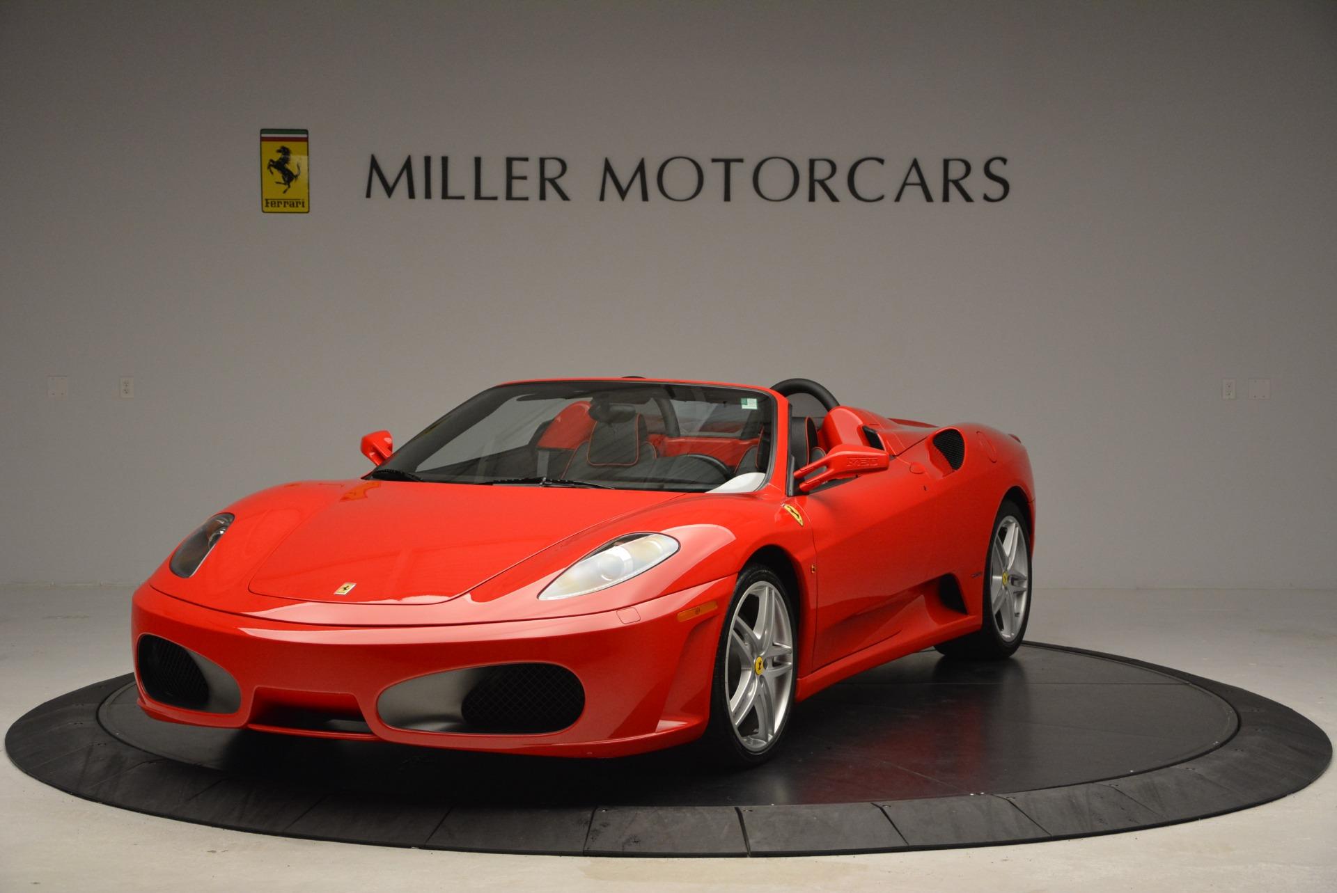 Used 2006 Ferrari F430 SPIDER F1 Spider for sale Sold at Alfa Romeo of Westport in Westport CT 06880 1