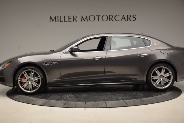 New 2018 Maserati Quattroporte S Q4 GranLusso for sale Sold at Alfa Romeo of Westport in Westport CT 06880 3