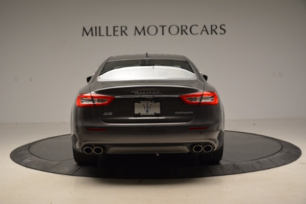 New 2018 Maserati Quattroporte S Q4 GranLusso for sale Sold at Alfa Romeo of Westport in Westport CT 06880 7