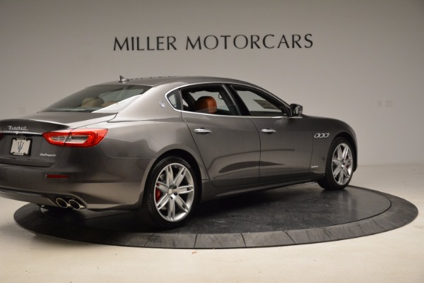 New 2018 Maserati Quattroporte S Q4 GranLusso for sale Sold at Alfa Romeo of Westport in Westport CT 06880 9