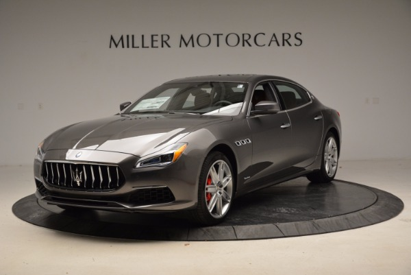 New 2018 Maserati Quattroporte S Q4 GranLusso for sale Sold at Alfa Romeo of Westport in Westport CT 06880 1