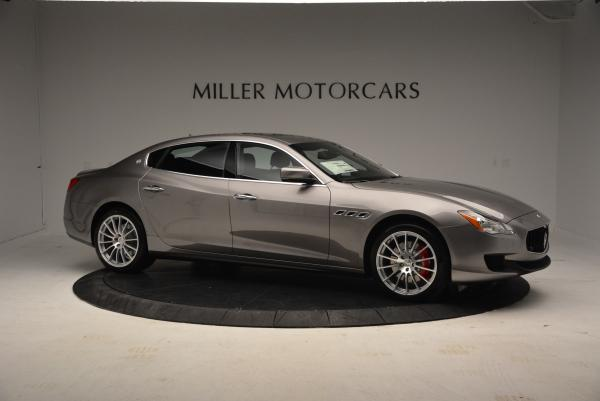 New 2016 Maserati Quattroporte S Q4 for sale Sold at Alfa Romeo of Westport in Westport CT 06880 13