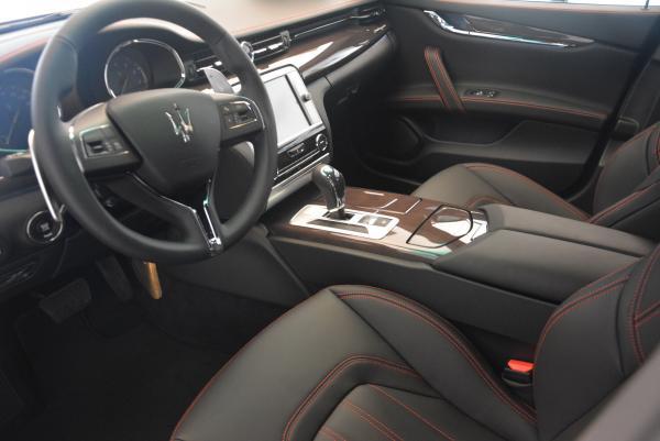 New 2016 Maserati Quattroporte S Q4 for sale Sold at Alfa Romeo of Westport in Westport CT 06880 17