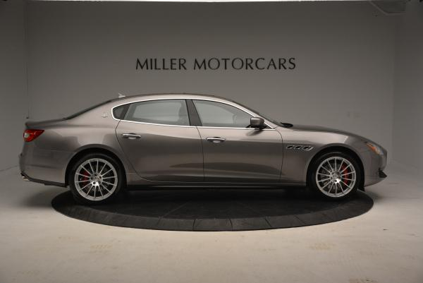 New 2016 Maserati Quattroporte S Q4 for sale Sold at Alfa Romeo of Westport in Westport CT 06880 9
