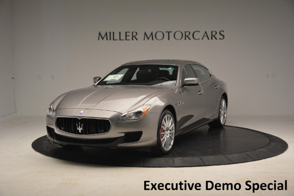 New 2016 Maserati Quattroporte S Q4 for sale Sold at Alfa Romeo of Westport in Westport CT 06880 1