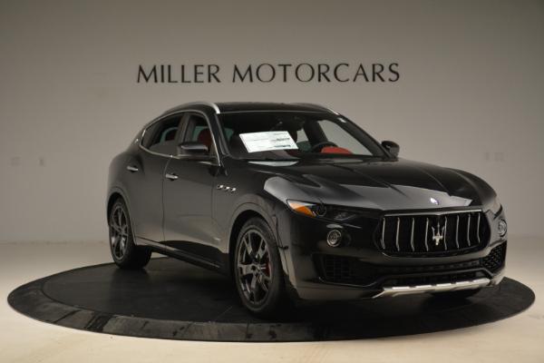 New 2018 Maserati Levante Q4 GranLusso for sale Sold at Alfa Romeo of Westport in Westport CT 06880 11