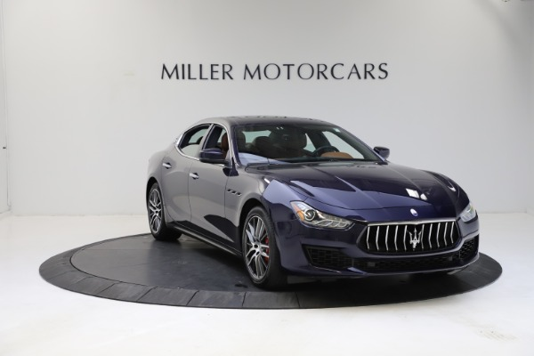 Used 2018 Maserati Ghibli S Q4 for sale Sold at Alfa Romeo of Westport in Westport CT 06880 12