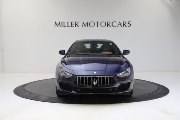 Used 2018 Maserati Ghibli S Q4 for sale Sold at Alfa Romeo of Westport in Westport CT 06880 13