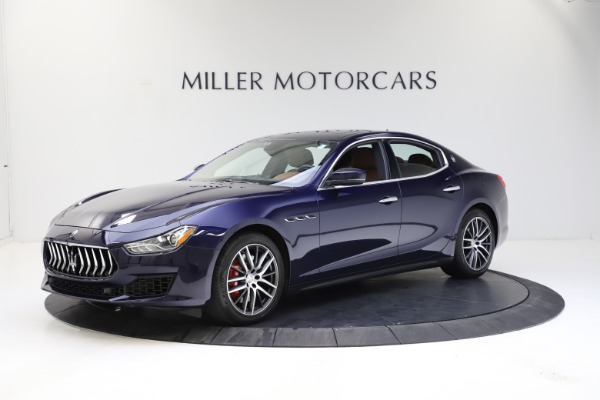 Used 2018 Maserati Ghibli S Q4 for sale Sold at Alfa Romeo of Westport in Westport CT 06880 2