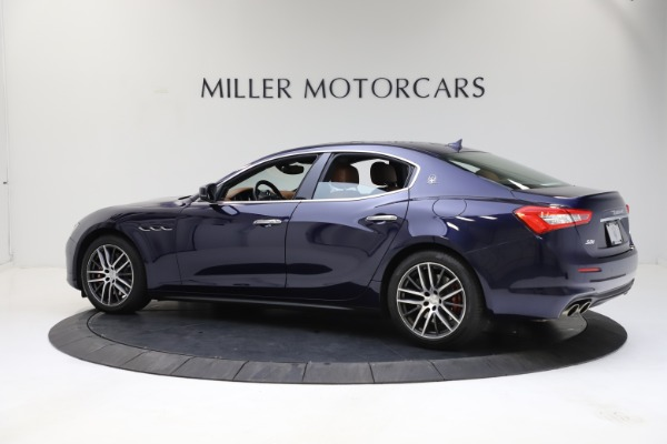 Used 2018 Maserati Ghibli S Q4 for sale Sold at Alfa Romeo of Westport in Westport CT 06880 4