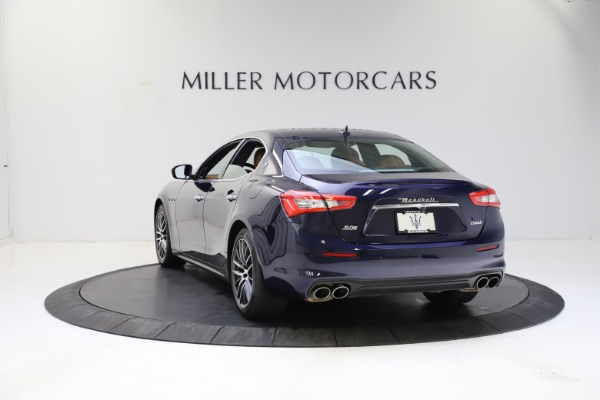 Used 2018 Maserati Ghibli S Q4 for sale Sold at Alfa Romeo of Westport in Westport CT 06880 5