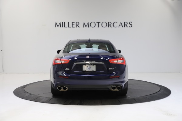 Used 2018 Maserati Ghibli S Q4 for sale Sold at Alfa Romeo of Westport in Westport CT 06880 6