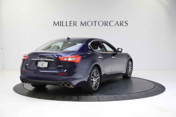 Used 2018 Maserati Ghibli S Q4 for sale Sold at Alfa Romeo of Westport in Westport CT 06880 7
