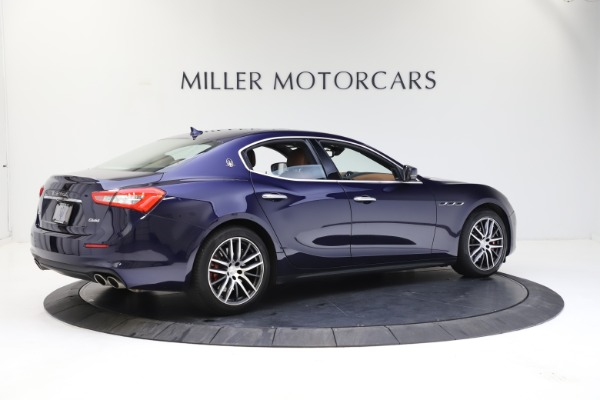 Used 2018 Maserati Ghibli S Q4 for sale Sold at Alfa Romeo of Westport in Westport CT 06880 8