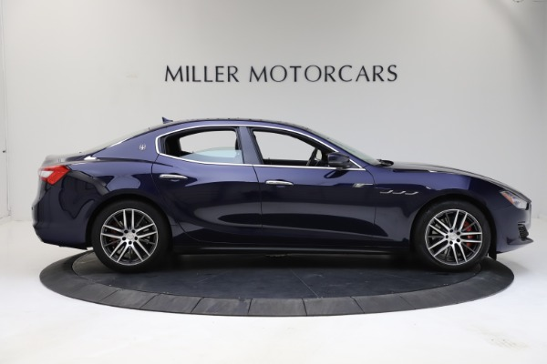 Used 2018 Maserati Ghibli S Q4 for sale Sold at Alfa Romeo of Westport in Westport CT 06880 9