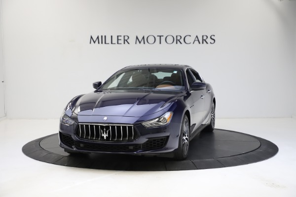 Used 2018 Maserati Ghibli S Q4 for sale Sold at Alfa Romeo of Westport in Westport CT 06880 1