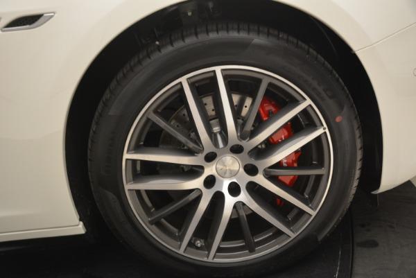 New 2018 Maserati Ghibli S Q4 for sale Sold at Alfa Romeo of Westport in Westport CT 06880 24