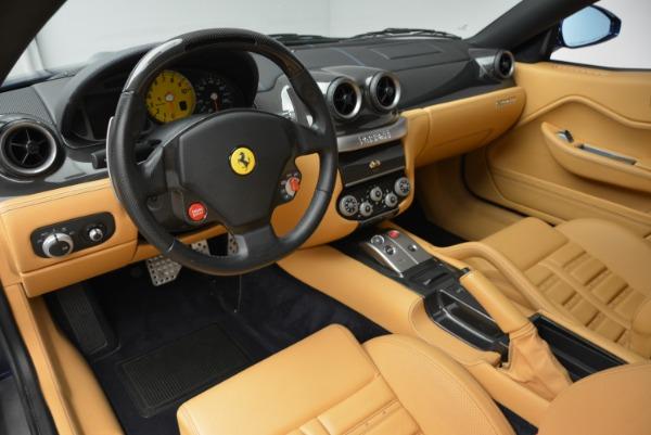 Used 2007 Ferrari 599 GTB Fiorano GTB Fiorano F1 for sale Sold at Alfa Romeo of Westport in Westport CT 06880 13