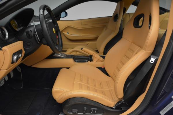 Used 2007 Ferrari 599 GTB Fiorano GTB Fiorano F1 for sale Sold at Alfa Romeo of Westport in Westport CT 06880 14