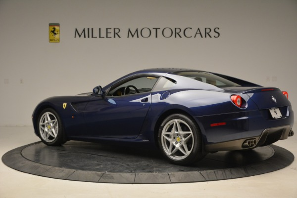 Used 2007 Ferrari 599 GTB Fiorano GTB Fiorano F1 for sale Sold at Alfa Romeo of Westport in Westport CT 06880 4