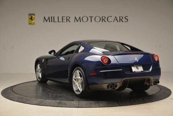 Used 2007 Ferrari 599 GTB Fiorano GTB Fiorano F1 for sale Sold at Alfa Romeo of Westport in Westport CT 06880 5