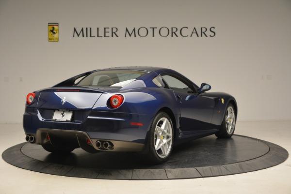 Used 2007 Ferrari 599 GTB Fiorano GTB Fiorano F1 for sale Sold at Alfa Romeo of Westport in Westport CT 06880 7