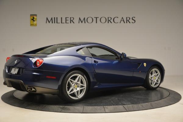 Used 2007 Ferrari 599 GTB Fiorano GTB Fiorano F1 for sale Sold at Alfa Romeo of Westport in Westport CT 06880 8