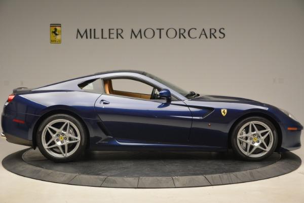 Used 2007 Ferrari 599 GTB Fiorano GTB Fiorano F1 for sale Sold at Alfa Romeo of Westport in Westport CT 06880 9