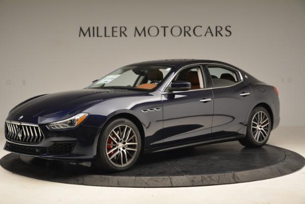New 2018 Maserati Ghibli S Q4 for sale Sold at Alfa Romeo of Westport in Westport CT 06880 2
