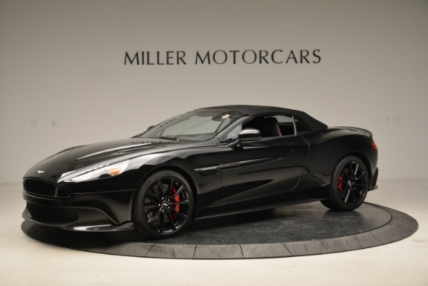 Used 2018 Aston Martin Vanquish S Convertible for sale Sold at Alfa Romeo of Westport in Westport CT 06880 14