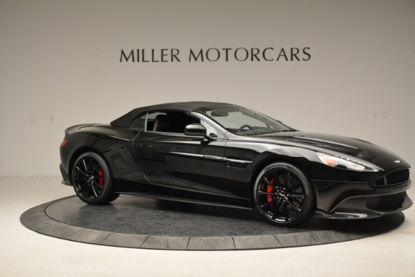Used 2018 Aston Martin Vanquish S Convertible for sale Sold at Alfa Romeo of Westport in Westport CT 06880 17