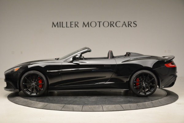 Used 2018 Aston Martin Vanquish S Convertible for sale Sold at Alfa Romeo of Westport in Westport CT 06880 3