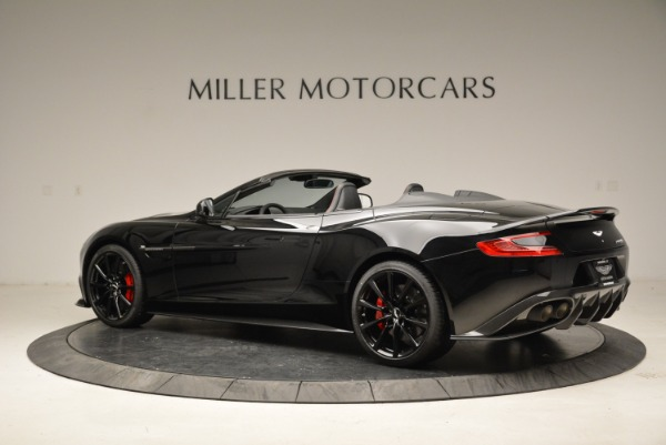 Used 2018 Aston Martin Vanquish S Convertible for sale Sold at Alfa Romeo of Westport in Westport CT 06880 4