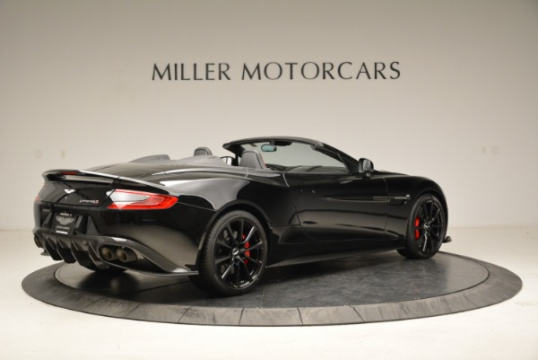 Used 2018 Aston Martin Vanquish S Convertible for sale Sold at Alfa Romeo of Westport in Westport CT 06880 8