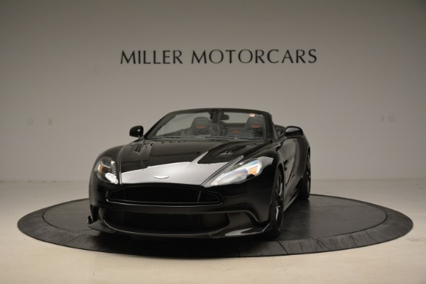 Used 2018 Aston Martin Vanquish S Convertible for sale Sold at Alfa Romeo of Westport in Westport CT 06880 1