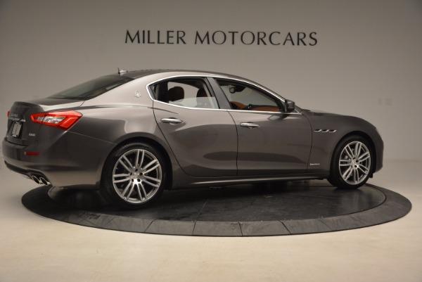 New 2018 Maserati Ghibli S Q4 GranLusso for sale Sold at Alfa Romeo of Westport in Westport CT 06880 8
