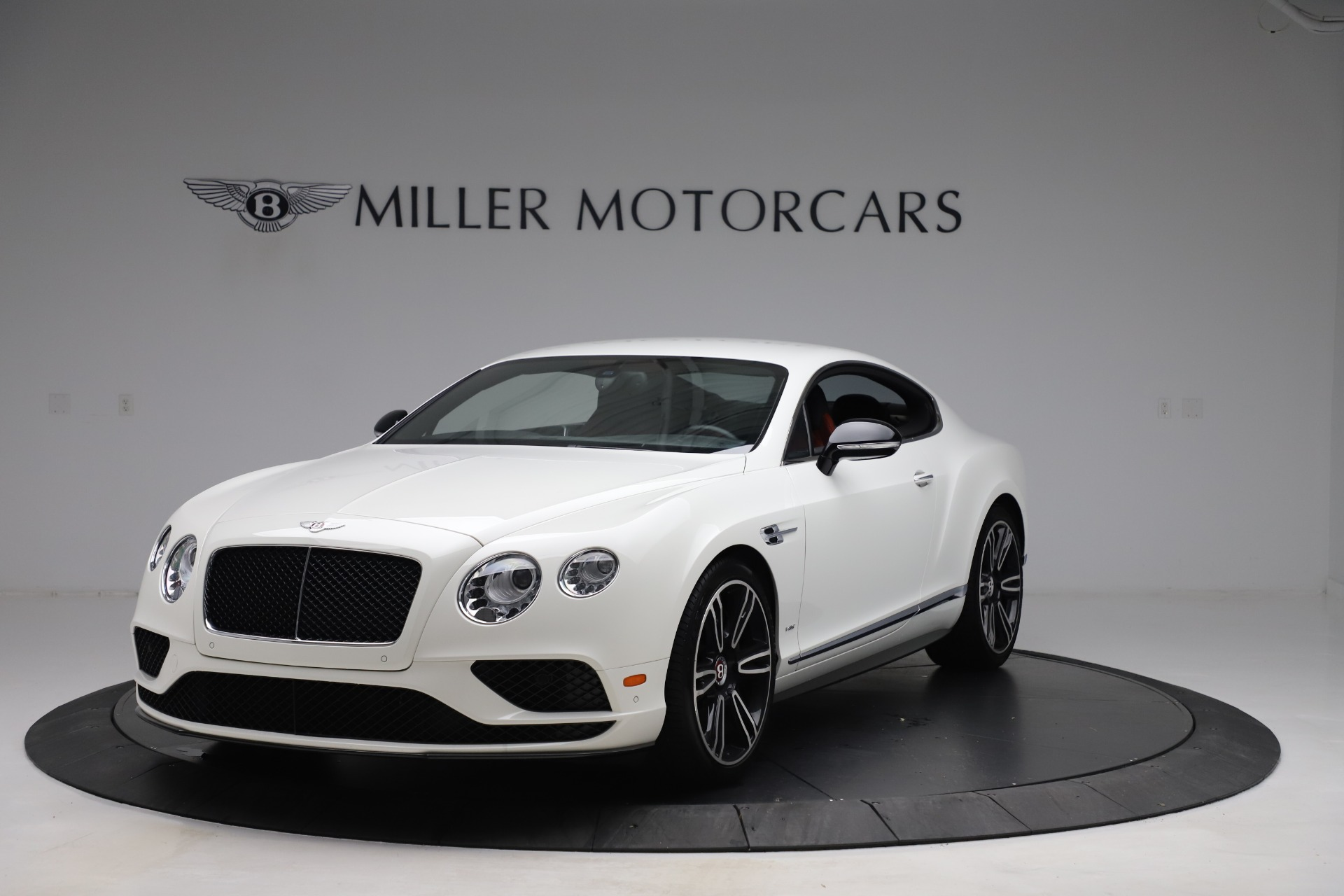 Used 2016 Bentley Continental GT V8 S for sale Sold at Alfa Romeo of Westport in Westport CT 06880 1