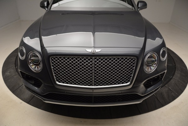 Used 2018 Bentley Bentayga W12 Signature for sale Sold at Alfa Romeo of Westport in Westport CT 06880 13