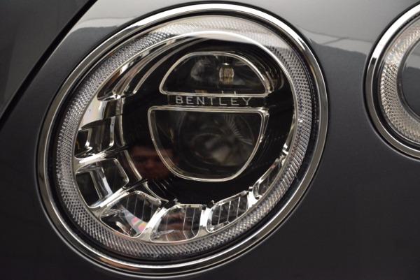 Used 2018 Bentley Bentayga W12 Signature for sale Sold at Alfa Romeo of Westport in Westport CT 06880 15